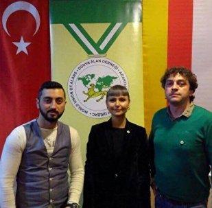 Открытие клуба осетинского языка в Анкаре