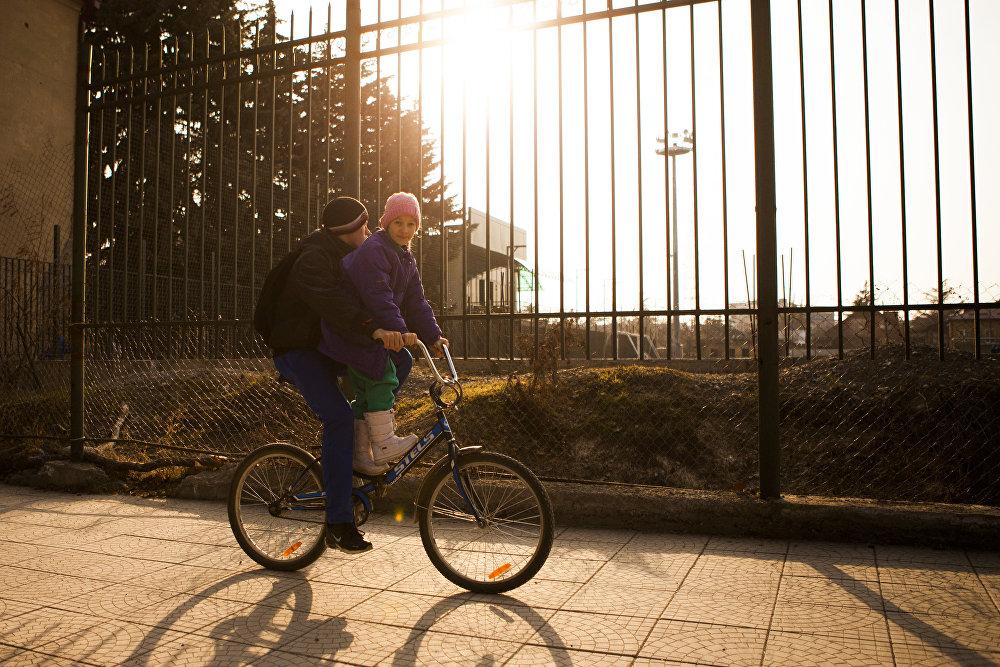 Весна - идеальная пора для велопрогулок