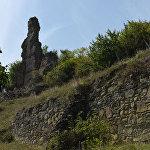 Дворцовый комплекс 16 века в селе Корнис