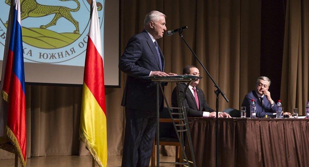 Встреча Леонида Тибилова со студентами и осетинской диаспорой в Москве