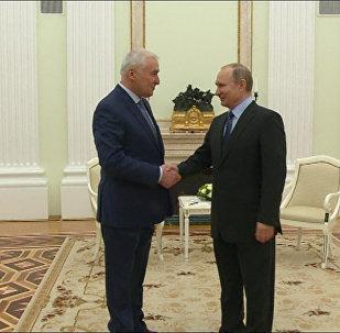 Тибилов: российская помощь изменила Южную Осетию