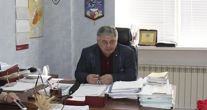 Министерство сельского хозяйства Южной Осетии
