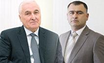 Леонид Тибилов и Алан Гаглоев