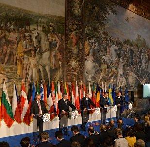 Саммит ЕС в Риме