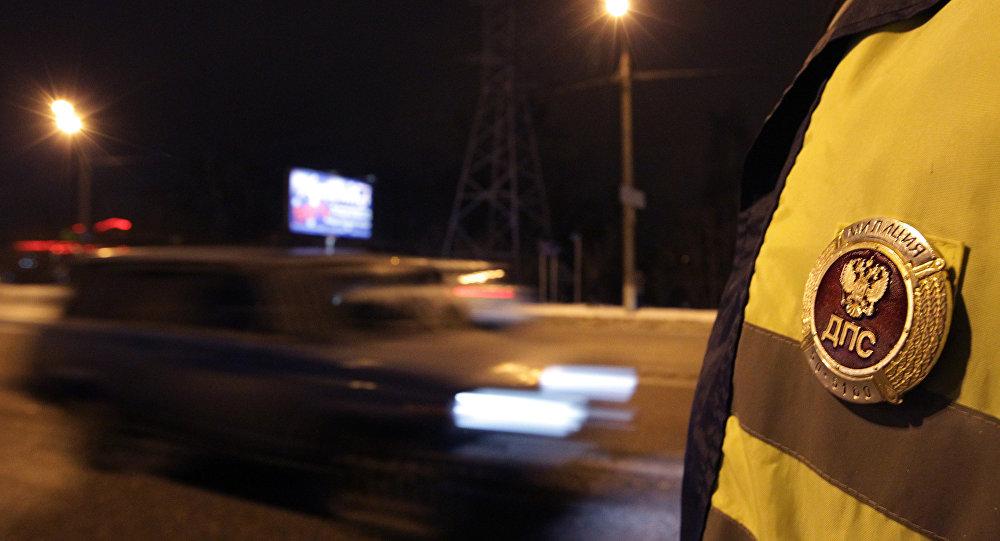 Рейд по выявлению нарушителей правил дорожного движения