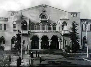 Театр, архив