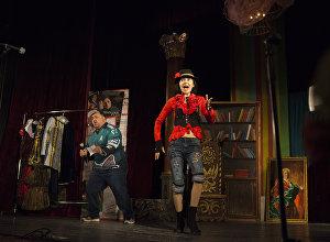 Театр, спектакль