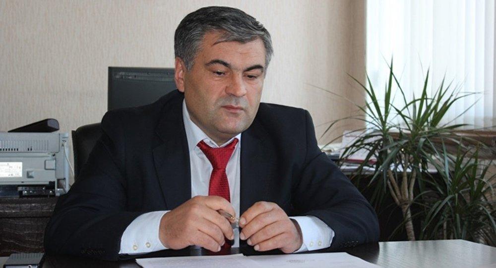 Министр экономического развития РЮО Вильям Дзагоев