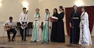 Сербийы сывæллæтты аргъуанон хор Бисери-йы концерт Цхинвалы