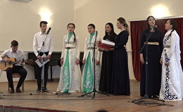 Концерт сербского детского церковного хора Бисери прошел в Цхинвале