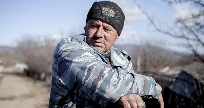 Фермер Мераб Зозиашвили