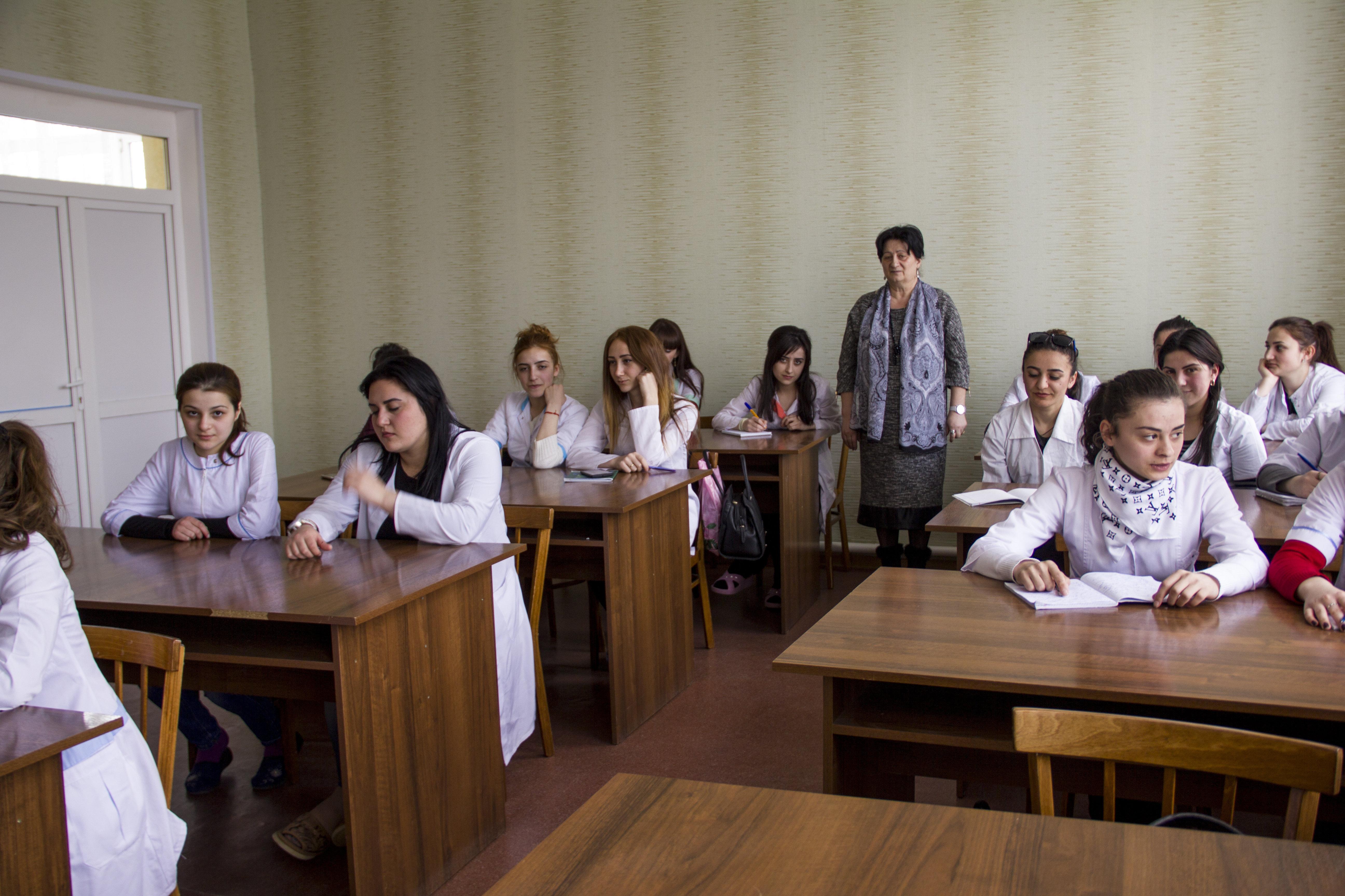Цхинвальское медицинское училище