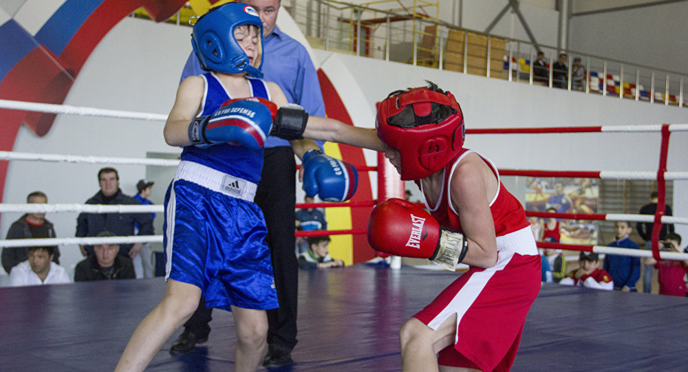 Боксы турнир