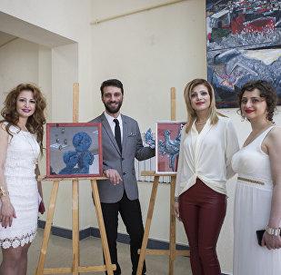 Сирийские художники