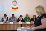 Выборы в Южной Осетии