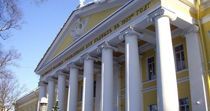 Мариинаг рынчындон, Санкт-Петербург