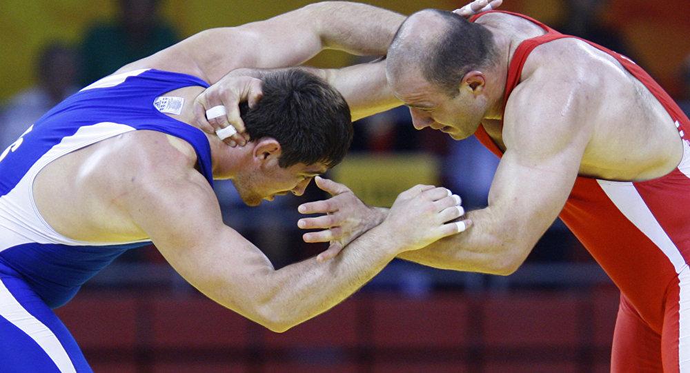 XXIX Олимпийские игры. Вольная борьба. Мужчины