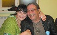 Вильгельм Хасиев с дочерью Эммой