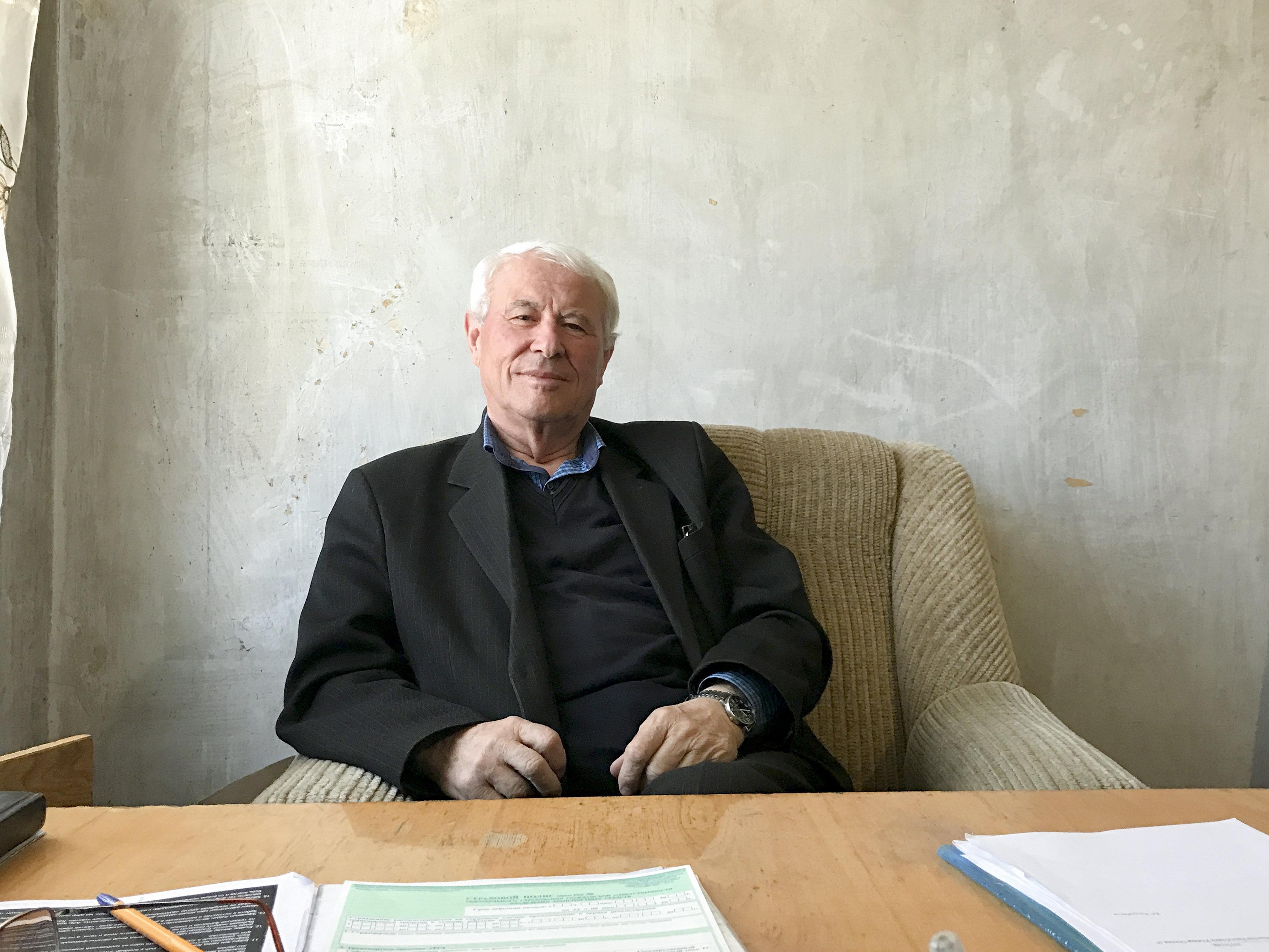 Директор страховой компании Алания Феликс Битиев