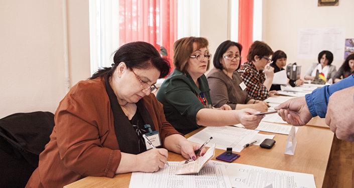 ВЮжной Осетии начались выборы президента