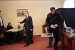 В Абхазии выбирают президента Южной Осетии