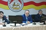 Тотоонов рассказал об увиденном на избирательных участках в Южной Осетии