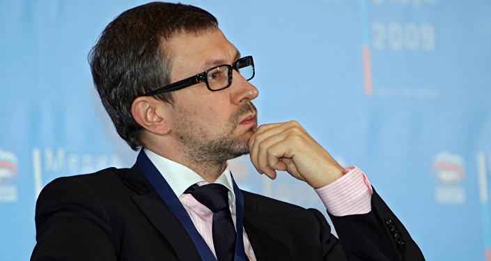 Директор фонда политической конъюнктуры Алексей Чеснаков
