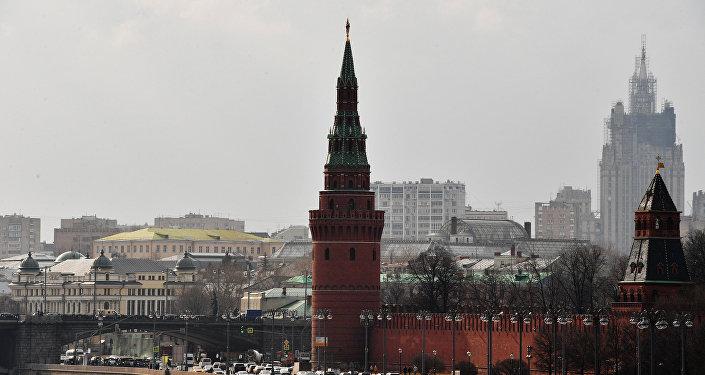 Мӕскуы, Кремль