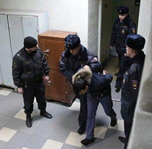 Питераг метройы теракты фæдыл ахст æрцыдысты 8 террористы