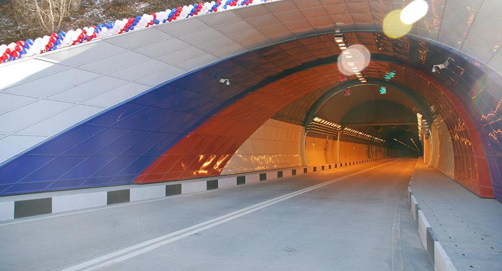 Рукы тоннель Транскамыл
