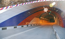 Рокский тоннель на Транскаме