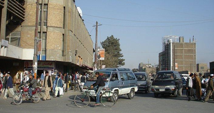Каждодневная жизнь в Кабуле