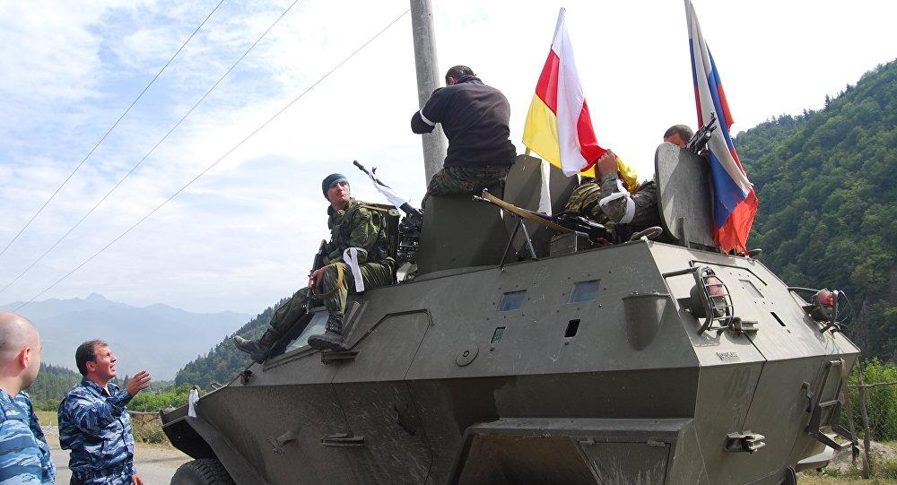 Южная Осетия до9августа закроет границу сГрузией