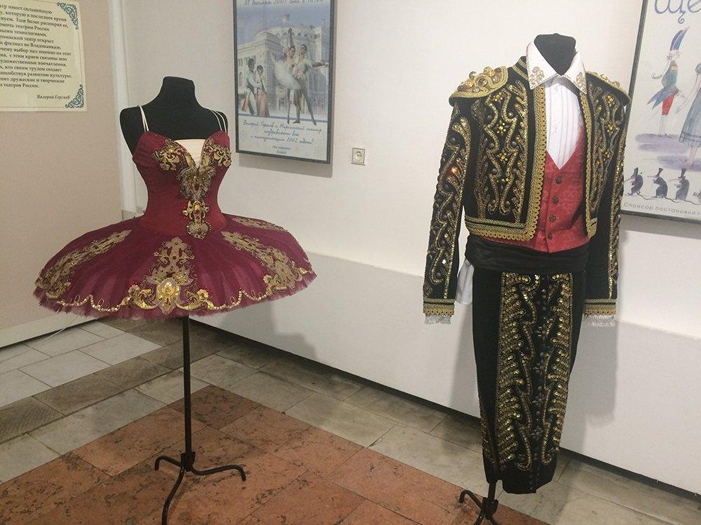 Костюм танцовщицы (Тюник) Борокко и костюм Торреадор из оперы Кармен