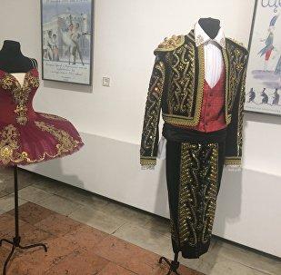 Выставка театральных и исторических костюмов Мариинки