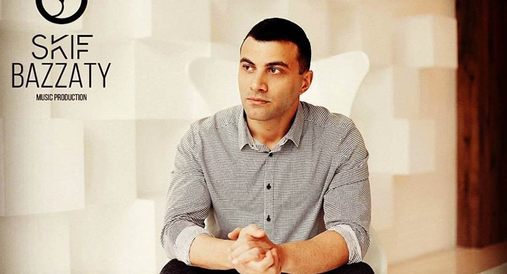 Скиф Баззаев