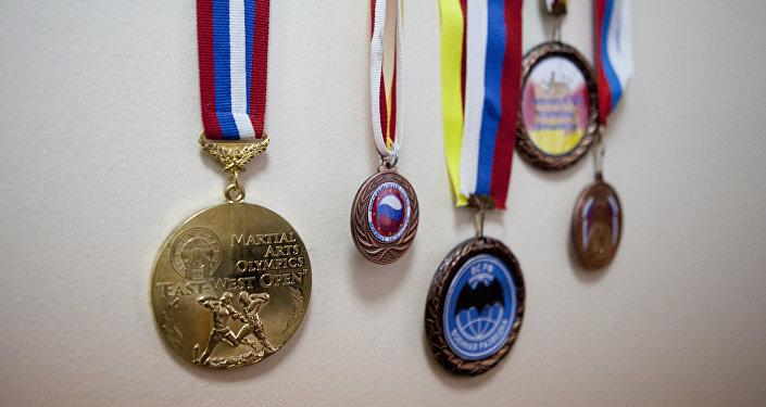 Награды воспитанников Созаева