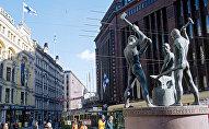 Финлядни, Хельсинки