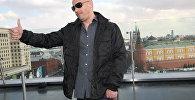 Голливудский актер Вин Дизель в Москве