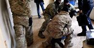 Спецоперация ФСБ и МВД РФ по задержанию контрабанды