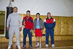 Победители соревнования Юность России