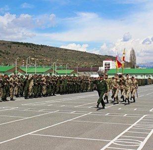 Репетиция военного парада