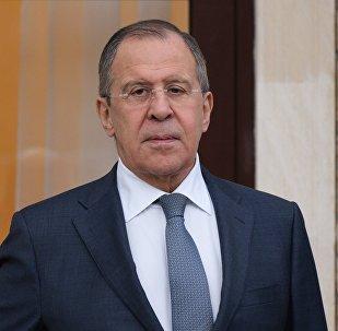 Визит главы МИД РФ С. Лаврова в Абхазию