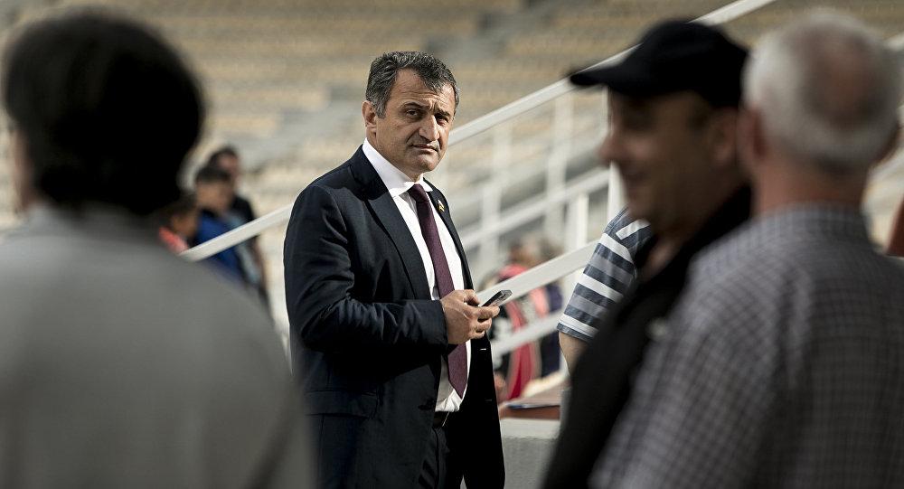 Бибилов официально вступил вдолжность президента Южной Осетии