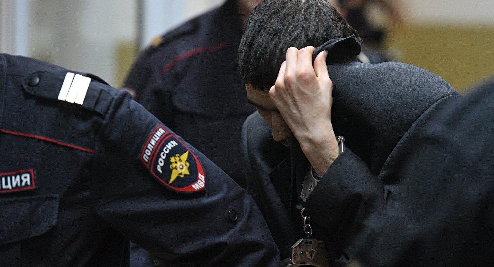 Предполагаемый организатор теракта в метро Петербурга Аброр Азимов