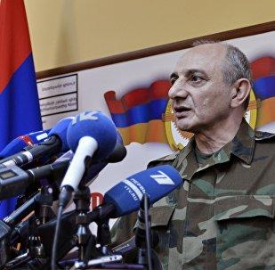 Арцахы президент Бако Саакян