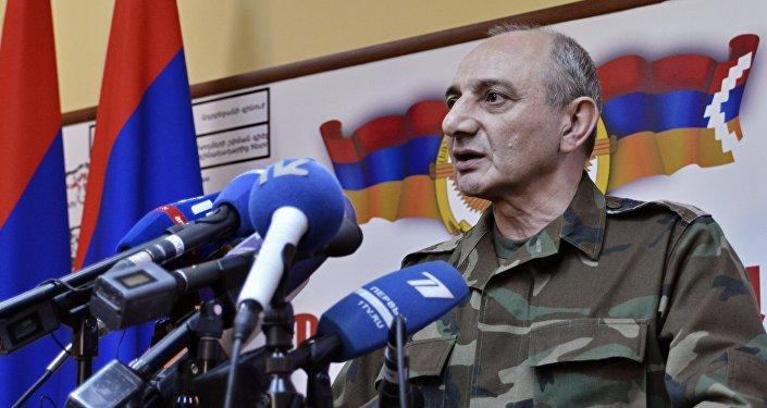 Президент Республики Арцах Бако Саакян