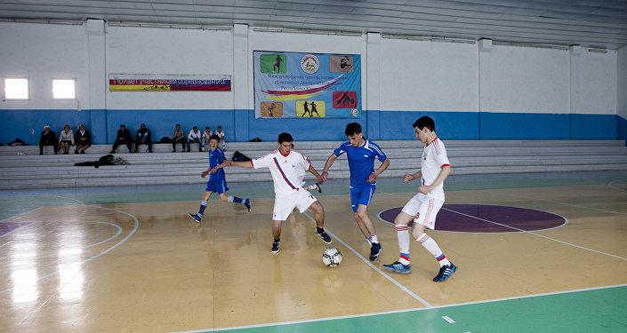 Турнир юных футболистов