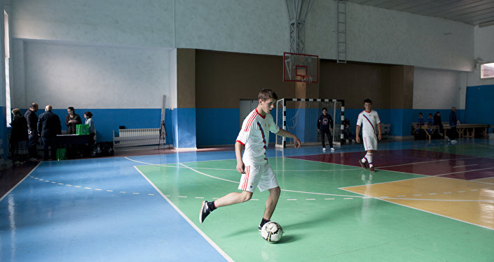 Ӕвзонг футболистты турнир