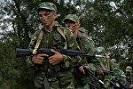 Военные учения ЮВО